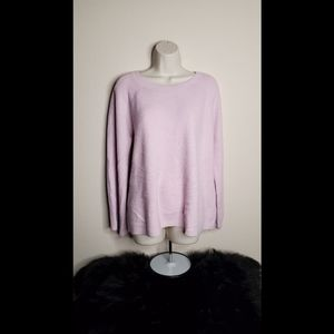 LOFT Super Soft Bell Sleeve Sweater